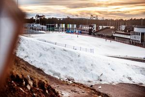 Riksstadion på Lugnet, Falun.