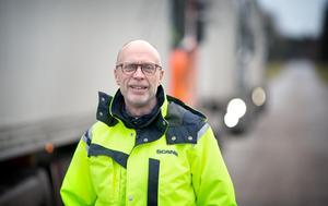 Gunnar Tornmalm, chef för Scanias ATS pre-development and research.