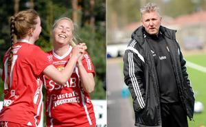 Anna Boström och Tomas Hultgren. Foto: Arkiv
