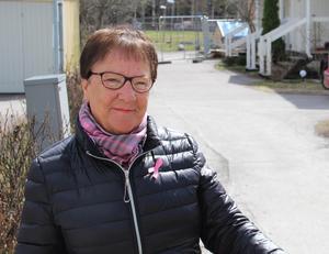 Lilian Forsberg.