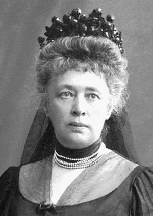 År 1905 blev Bertha von Suttner den andra kvinnliga nobelpristagaren, och den första kvinnan att tilldelades Nobels fredspris.