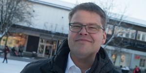 Kommunalråd Anders Wigelsbo (C) hoppas att kommunen tillsammans med konstföreningen kan komma fram till en bra lösning på hur Aguélimuseet kan utvecklas.