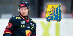 Bobbo Petersson har ingen ny klubb klar efter att ha lämnat Djurgården – och är en av spelarna som SSK skulle kunna diskutera. Foto: Bildbyrån. Montage av Mittmedia.