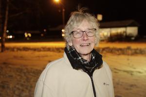 Anita Nordén vill föra talan för dem som är missnöjda med situationen för bussresenärer i Hede.
