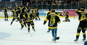 VIK klara för allsvenskan Foto: KGZ Fougstedt