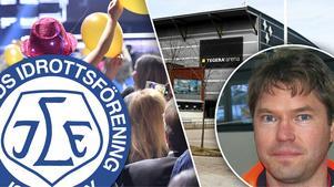 De lokala företagen ställer upp och med största sannolikhet kommer Leksands IF köpa ett  eget golv till Tegera arena.