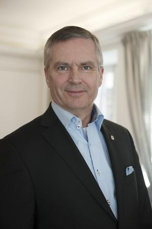 Ulf Svahn, vd vid SPBI.