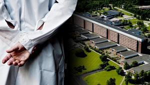 Insändarskribenten vill se mer självkritik och verklighetsförankring efter att den siste överläkaren lämnat lungkliniken på Sundsvalls sjukhus. Bilder: Cleis Nordfjell/SvD/TT / Mårten Englin