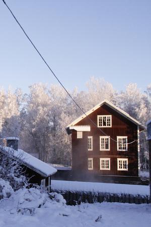 Kvarnen är en del av Tallåsens historia, liksom dammen, anser ordföranden i Tallåsens byalag.