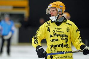Patrik Johansson spelade i Vetlanda säsongen 2006/2006 och åren 2015-2018.