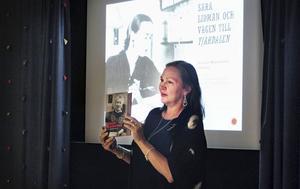 Litteraturprofessor Anneli Brämström Öhman är expert på Sara Lidman.