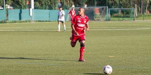 Jakob Eklunds 2–0-mål räckte inte ens till poäng för SFF.