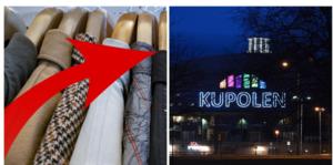 Kupolen har fått en stark inledning på 2020. Klädförsäljningen ökade med tio procent i januari.