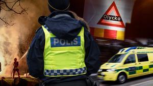 NATTENS NYHETER: Fyra personer inblandade i misshandel • Weinstocks uppriktiga svar efter förlusten mot Rögle