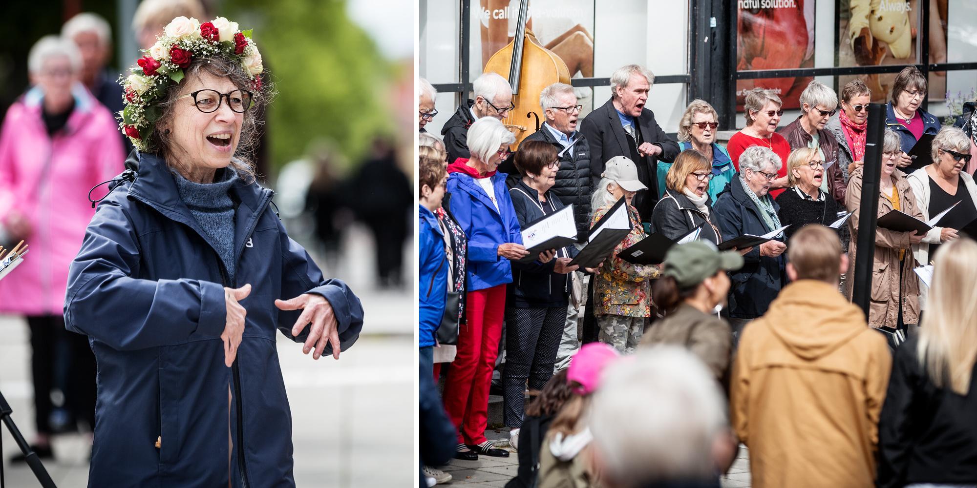 BILDEXTRA: Körfesten intog Avesta centrum