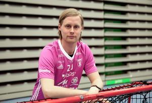 Adam Colling är också ett av nyförvärven i truppen som kommer bidra, enligt Johan Samuelsson.