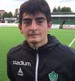 Förre Bragespelaren, Ferhan Abic, fortsätter karriären i Kvarnsveden.