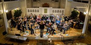 På lördag håller Sala Blåsorkester en jubileumskonsert i Missionskyrkan för att man fyller 90 år.