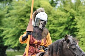 Tornerspel är något som besökaren kommer kunna ta del av. Bild:  Nordic Knights