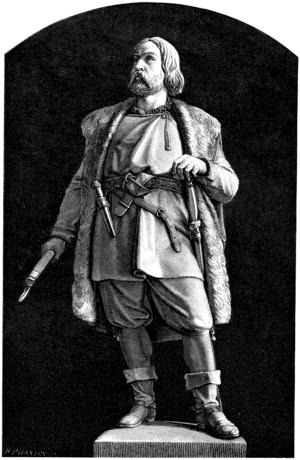 Den Norbergfödde bergs- och frälsemannen Engelbrekt Engelbrektsson lyckades avsätta kungen Erik av Pommern genom ett uppror.