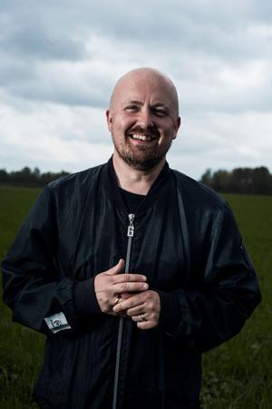Filmskribenten Christian Stjernström.