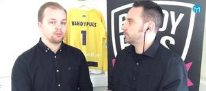 Bandypuls summerar och analyserar Ola Grönbergs tid i Broberg. Bild: Mittmedia.