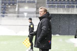 Johan Mjällbys GIF siktar på spel mot Vasalund på söndagen.