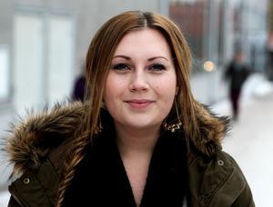 Julianna Heij från Ludvika har tagit examen inom ljud- och musikproduktion.