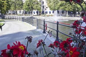 Västerås stad har tidigare rustat upp Stadsparken för att göra den mer trivsam. Ny belysning  sattes  upp i hela parken, bland annat monterades lampor in i räcket längs ån.