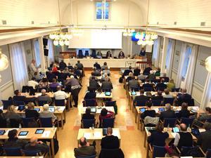 Regionfullmäktige möts i Härnösand onsdag-torsdag.
