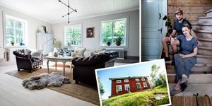 Jul hann bli påsk, innan Molly Åkerstedt och Sebastian Latvala äntligen kunde installera sig på sin drömgård på Överön utanför Örnsköldsvik. Tusentals följare har både följt och följer deras resa via Instagram. Mycket har de lärt sig om renovering, men också om sig själva.