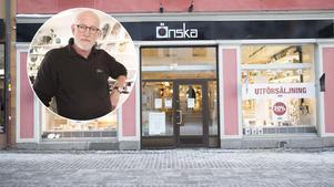 Redan innan Johan Norström öppnade Önska 2014 har det legat hem- och inrednings butik i lokalerna i 22 år under namnen Duka, Inspiration och Svea