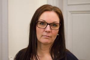 Camilla Runerås (S) är nöjd över att det inte blir någon avgiftshöjning för de som är i behov av hemtjänst.