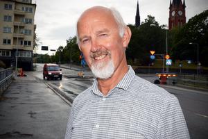 Öyvind Sandvik, 67, familjeterapeut, Levanger i Norge