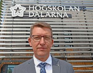 Martin Norsell, rektor på Högskolan Dalarna.