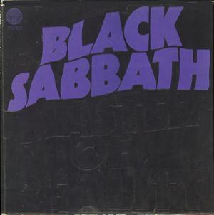 Black Sabbath - Master Of Reality. Bild: discogs.com.