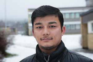 Niaz Nazari har skrivit poesisamlingen ''Karl-Oskar från Afghanistan'' tillsammans med sin gymnasielärare Johan Salberg.