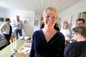 Ingalill Persson, distriktsordförande, S-kvinnor i Dalarna.