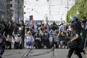 Kick Leijnse  menar att protesternai Göteborg förtjänar  ett positivt bemötande.
