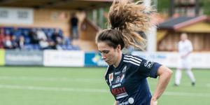 Agnes Dahlström konstaterar att man inte kommit upp i nivå när man mött Uppsala i år.