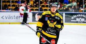 Alexander Lindelöf i VIK-tröjan.
