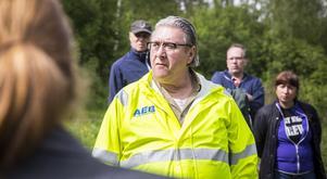 """""""Det är roligt att det nu är klart och att detaljplanen är antagen i sin helhet. Det är bra att domstolen ser nyttan av att kommunen satsar på sjönära tomter"""", säger Håkan Lodin."""