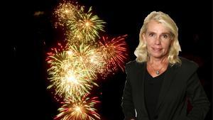 Det gör ingenting om nyårslöftet spricker, skriver Margaretha Levin Blekastad i sin krönika.