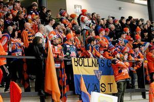 Bollnäs Flames går ut med ett öppet brev till allmänheten angående Karl-Erik Wångstedts överklagan om bandyhallen i Bollnäs. Bild: Rickard Bäckman