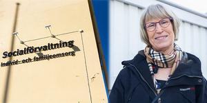 Else-Marie Törnberg höll i en utbildning på socialförvaltningen om hur man kan bemöta en människa som planerar att ta sitt liv.
