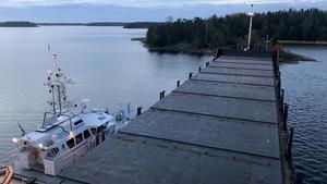 Foto: Kustbevakningen/TT Nyhetsbyrån