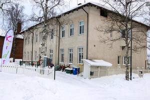 Kids Östersund håller till i gamla radiohuset på Litsvägen.