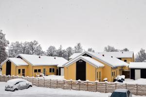 Kvarteret Mejeriet i Hallsberg