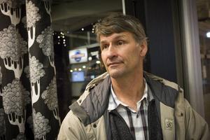 Lars-Erik Återgård, avdelningschef Kultur & fritid.