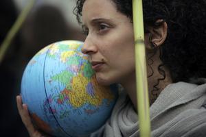 Vad vi pratar om är en global välfärds- och överlevnadsfråga, skriver debattören. Foto: TT